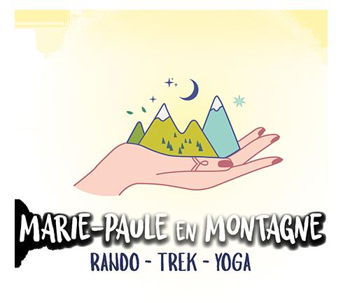 Marie-Paule en Montagne