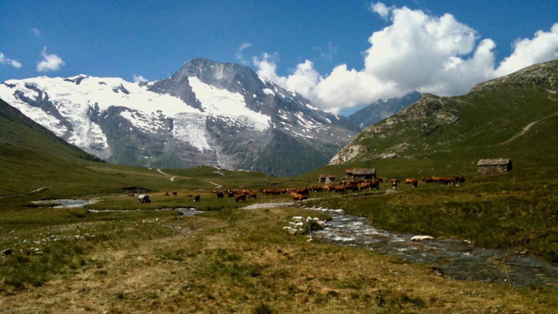 randonnée en Tarentaise-Vanoise