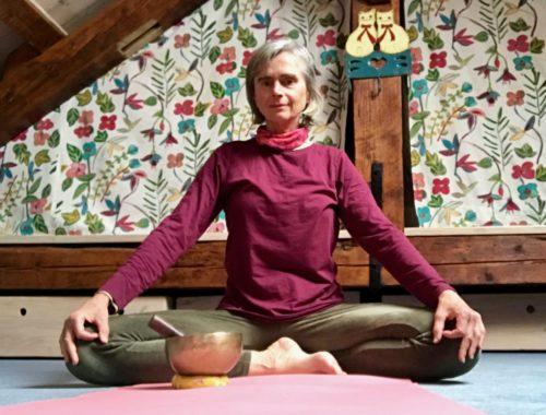 Yoga a la maison