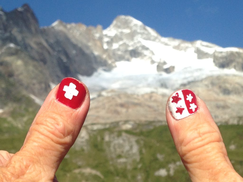 Mont Dolent, Valais Suisse