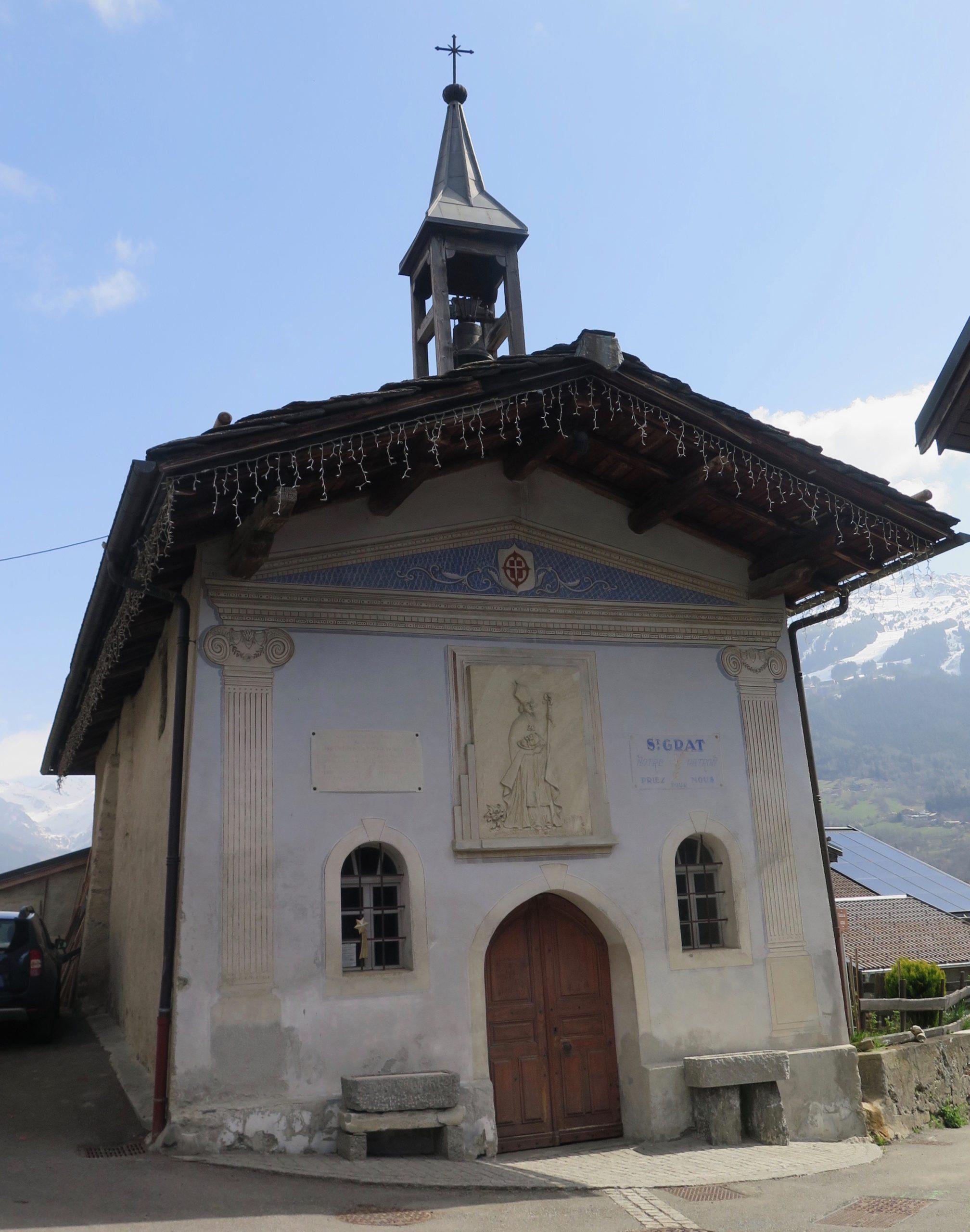 Chapelle St Grat